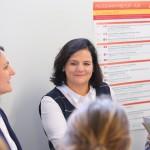 """KarriereMeetUp mit Katharina Heininger, Sachgebietsleitung SAP-Anwendungen der GEWOFAG Holding GmbH, zum Thema: """"Wir brauchen Mutmacherinnen – Ein Beispiel zum Nachmachen!"""""""