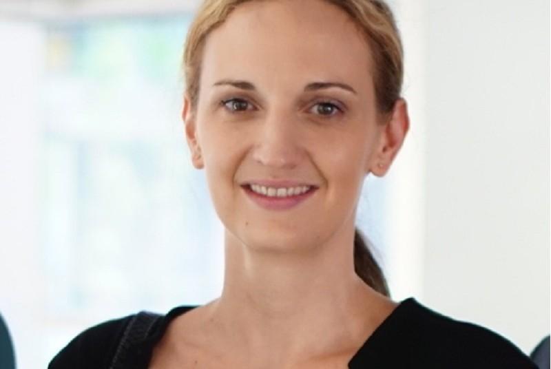 Ursula Beck, Mitarbeiterin der BayernLB