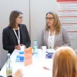 Im KarriereMeetUp mit Andrea Kemmer, Partnerin im Bereich Consulting Financial Services bei KPMG AG Wirtschaftsprüfungsgesellschaft, erhielten die Zuhörerinnen Tipps für den Berufseinstieg und die weitere Laufbahn.