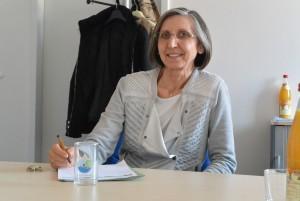 Gerhild Buchwald-Kraus stellt sich als Mentorin im Bereich Betriebliches Gesundheitsmanagement zur Verfügung