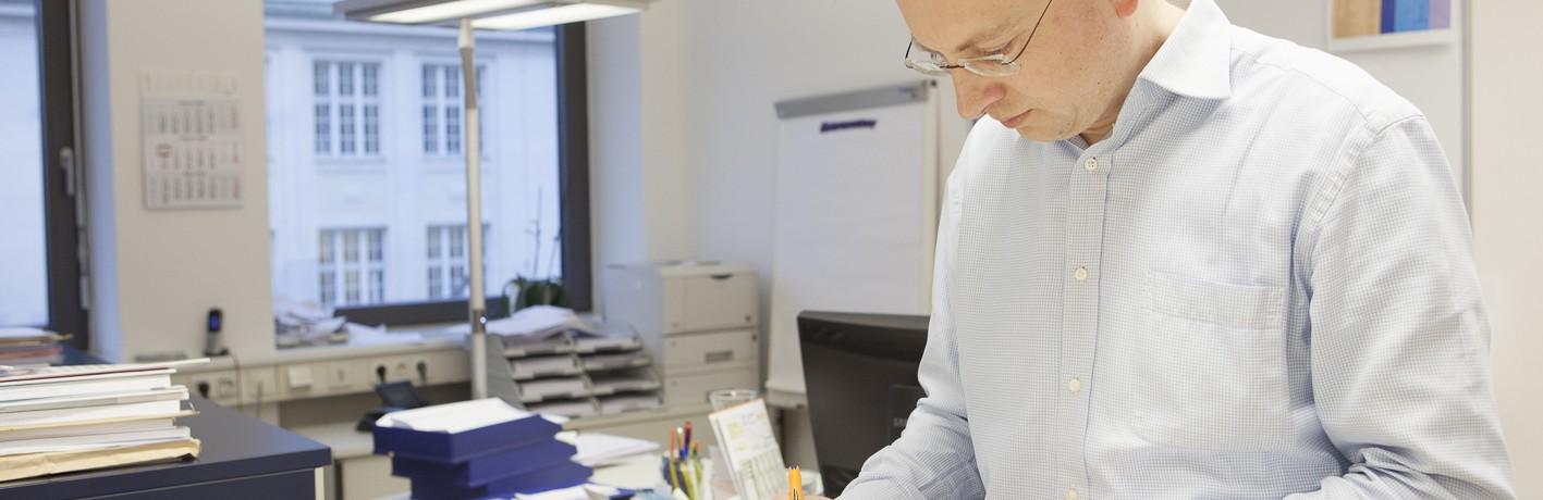 Hans Dahlke, HR Business Partner GEWOFAG